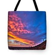 Sky Dream Tote Bag