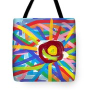Sky Full Of Joys Tote Bag