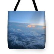Sky High Mountain  Tote Bag