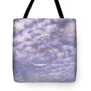 Sky High Sail Surfin Tote Bag