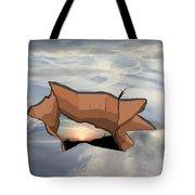 Sky Hole Sky Tote Bag