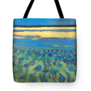 Sky In The Ripples Tote Bag