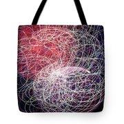 Sky Light - 6044 Tote Bag