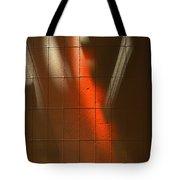 Sky Light Painting Tote Bag