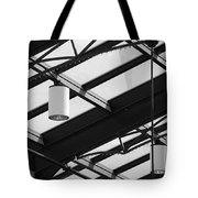 Sky Lights Tote Bag