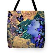 Sky Maiden Tote Bag