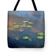 Sky Meets Water Tote Bag