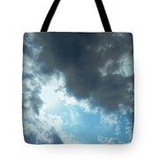 Sky Of Hope Tote Bag