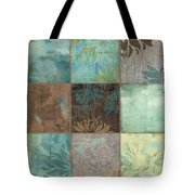 Sky Patches I Tote Bag