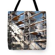 Sky Ramp Tote Bag