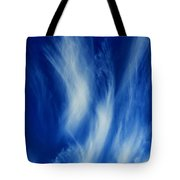 Sky Sculpting Tote Bag