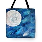 Sky Secrets Tote Bag