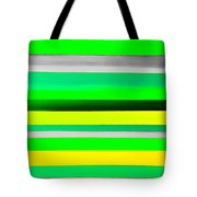 Sky Stripes 10 Tote Bag