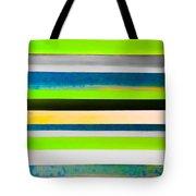 Sky Stripes 11 Tote Bag