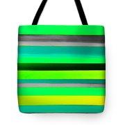 Sky Stripes 9 Tote Bag