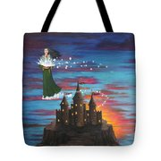 Sky Walker Tote Bag