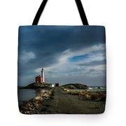 Fisgard Lighthouse Tote Bag