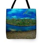 Skyboat Tote Bag