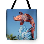 Skyfish Tote Bag