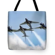 Skyhawk Double Farvel Tote Bag