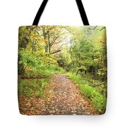 Skylands Trail H Tote Bag