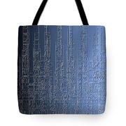 Skyline 2 Tote Bag