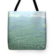 Skyline #5 Tote Bag