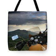 Skyline Drive Above Davis County Tote Bag