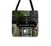 Skyline Drive - Big Meadows Tote Bag