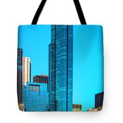 Skyline From Grant Park Dsc2417 Tote Bag