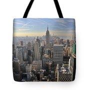 Skyline New York City  Tote Bag
