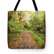 Skyline Trail P Tote Bag
