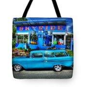 Skyride Tote Bag