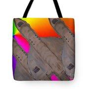 Skyriders Tote Bag