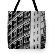 Skyscraper Detail Tote Bag