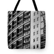 Skyscraper Detail Tote Bag