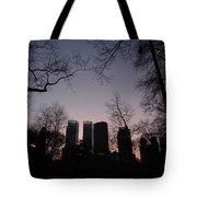 Skyscrapers Tote Bag
