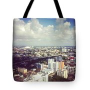 Sky'sthe Limit Tote Bag