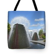 Skyward Water Tote Bag