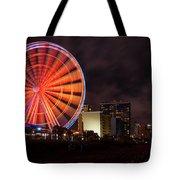 Skywheel Tote Bag