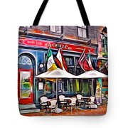 Slainte Irish Pub And Restaurant Tote Bag