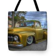 Slammed Pickup Tote Bag