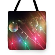 Slap Happy Christmas Lites Tote Bag