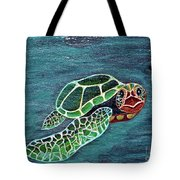 Slate Painting Tote Bag