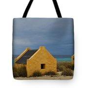 Slave Huts Tote Bag