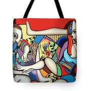 Slave Labor Tote Bag