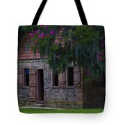 Slave Quarters Tote Bag
