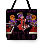 Slay The Serpent  Tote Bag