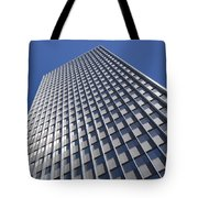 Sleek And Silver Tote Bag