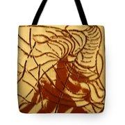 Sleeper - Tile Tote Bag